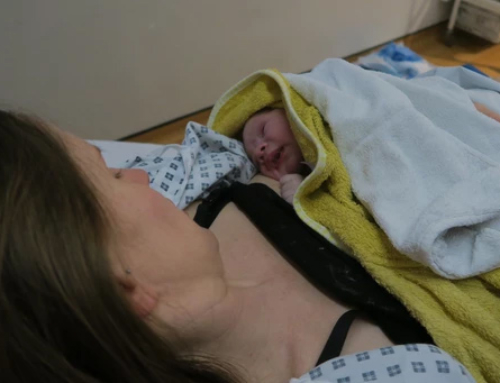 Nicki's Story: Induction, a Birthing Centre labour at 42+3, and a surprise from baby!